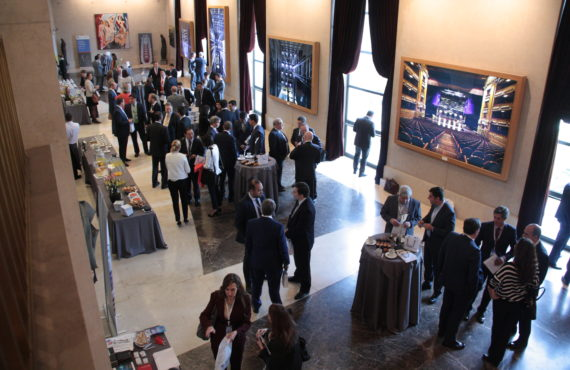 Marmedsa Noatum patrocina Madrid LNG & SHIPPING Forum 2016