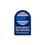 Logo Port de Barcelona Efficiency Network