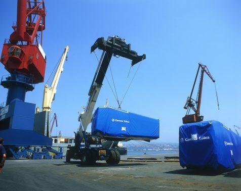 Servicios Logisticos Portuarios (SLP)