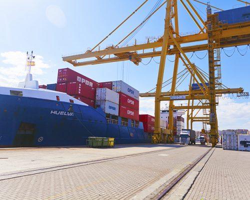 Terminal Marítima de Cartagena (TMC)