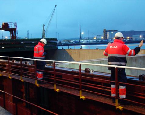 Terminales Marítimos de Galicia Ferrol