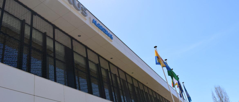 Edificio Nexus nuevas oficinas Marmedsa Noatum Algeciras