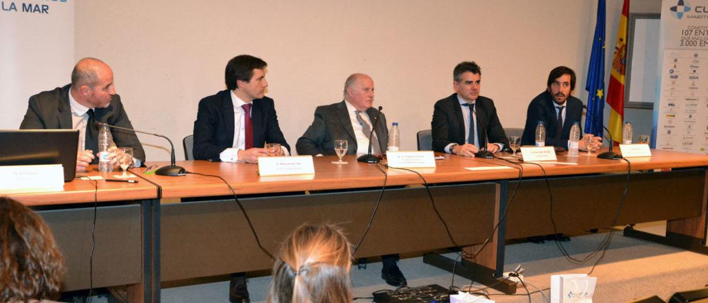 Joel Grau invitado al evento del Cluster Marítimo Español