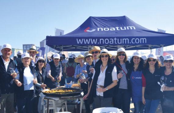 Concurso Mundial Paellas sector logístico
