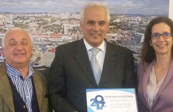 UGL Portugal recibe Sello de Excelencia de APAT