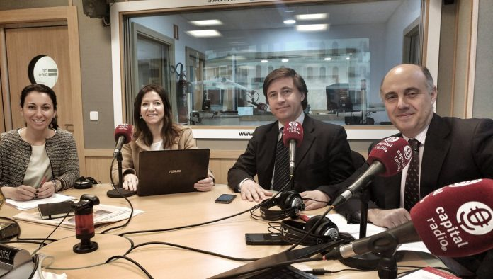 logística y big data en Capital Radio