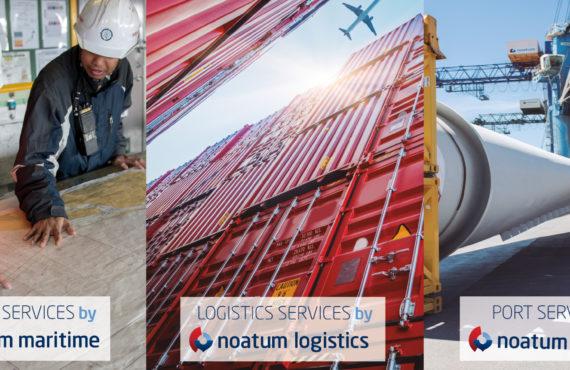 Noatum líder servicios maritimos logisticos y portuarios