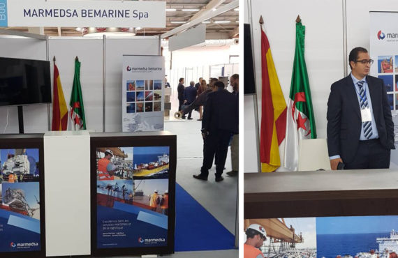 Marmedsa Bemarine at FCE expo
