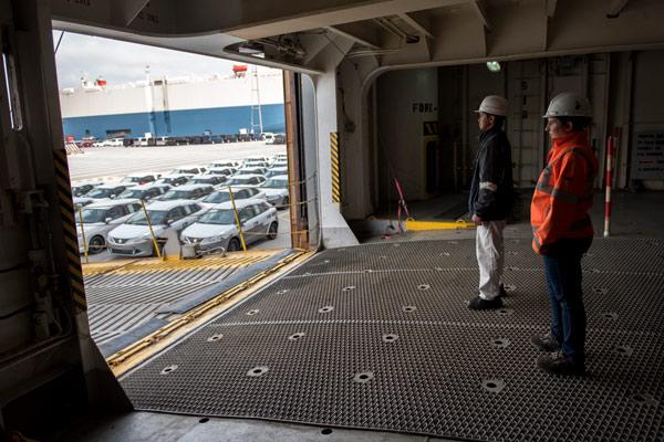 Noatum Maritime - Servicios de logística de automoción