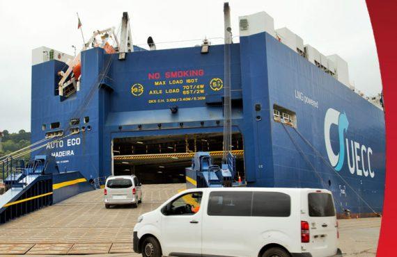 Ampliación Concesión Noatum UECC Puerto de Pasajes