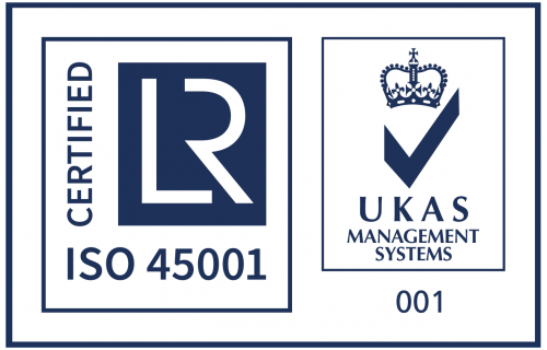 ISO 45001 UKAS