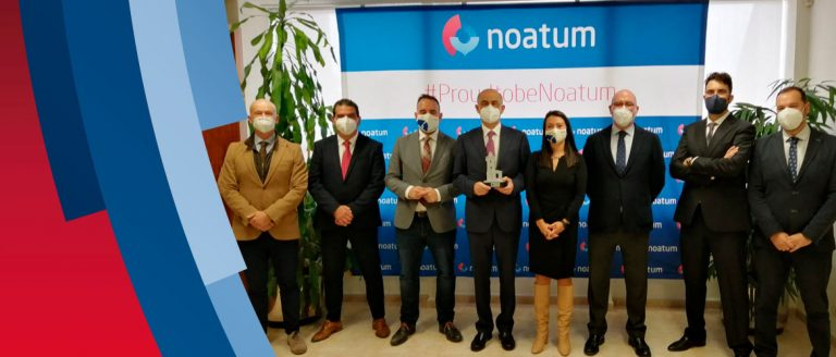 Noatum Group, Business Trajectory Award at the 5th Port of Castellón Lighthouse Awards