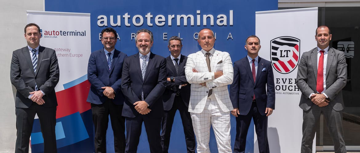 Autoterminal and Lever Touch join forces