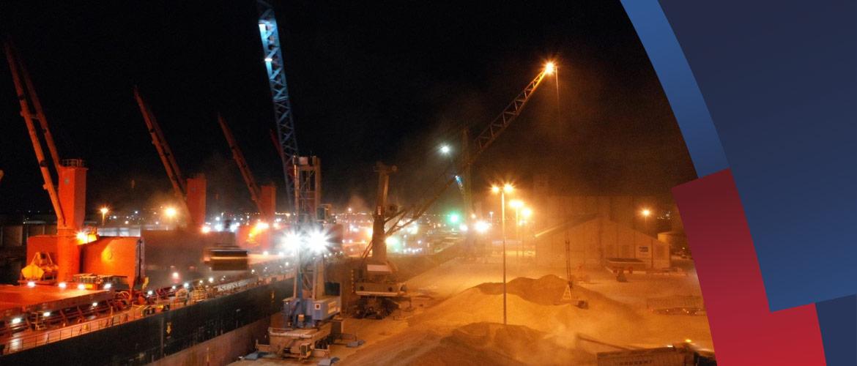 Noatum bate el récord de carga en graneles agroalimentarios en la terminal de Tarragona